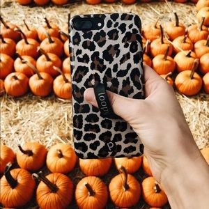 Loopy Case in Leopard for iPhone 8 Plus!! 📱